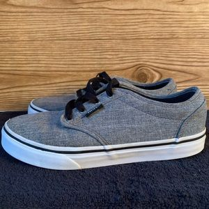 Vans Shoes - Vans Youth Gray Old Skool